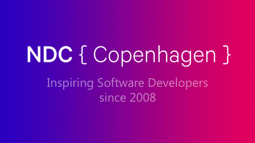 DevExpress at NDC Copenhagen