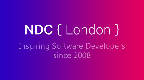 Kicking off 2019 with NDC London