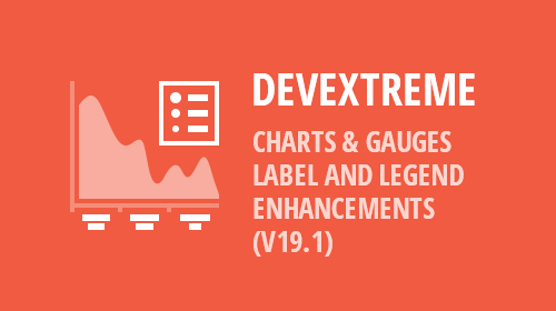 JavaScript Charts & Gauges - Legend Customization, Label Word-Wrap, and Other Enhancements (v19.1)