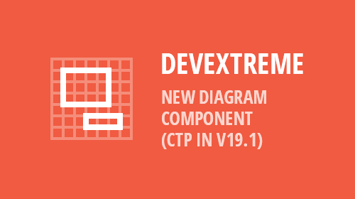DevExtreme - Web Diagram Control CTP (v19.1) - Getting Started