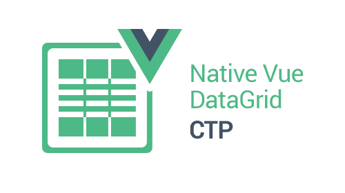 DevExtreme Vue Data Grid (CTP)
