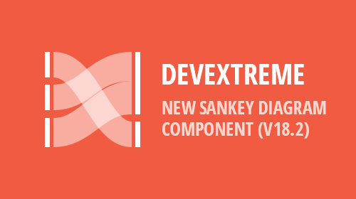 DevExtreme - New Sankey Diagram (v18.2)