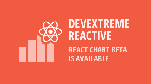 DevExtreme React Chart Beta Now Available