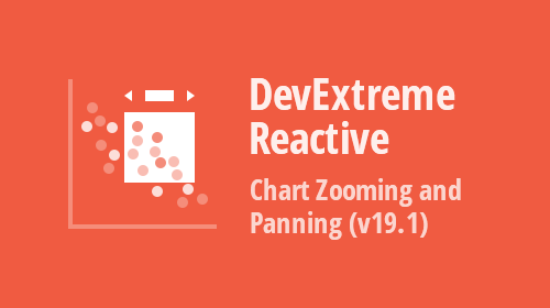 DevExtreme React Chart - Zoom and Pan (v19.1)