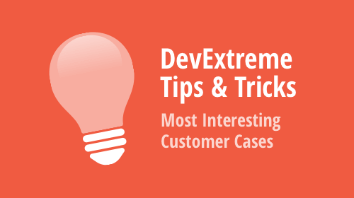 DevExtreme JavaScript - Tips & Tricks (August 2019)