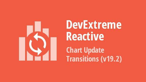 DevExtreme - React Chart Update Transitions