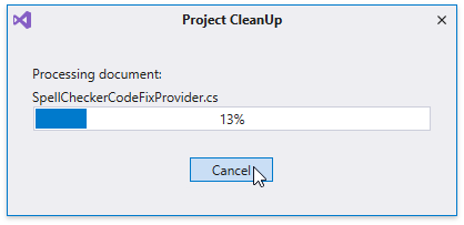 CleanupProject