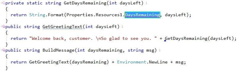 DaysRemainingResource