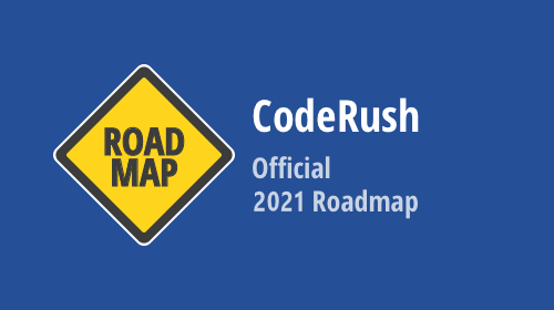 CodeRush - 2021 Roadmap