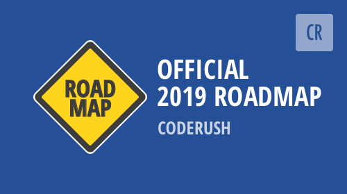 CodeRush – 2019 Roadmap