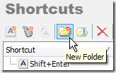 NewShortcutFolder