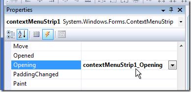 contextMenuStripOpeningEventHandler