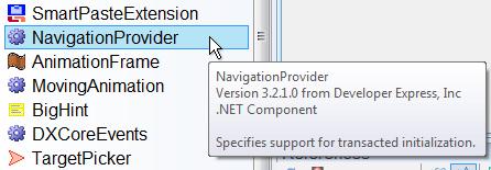 ClickNavigationProvider