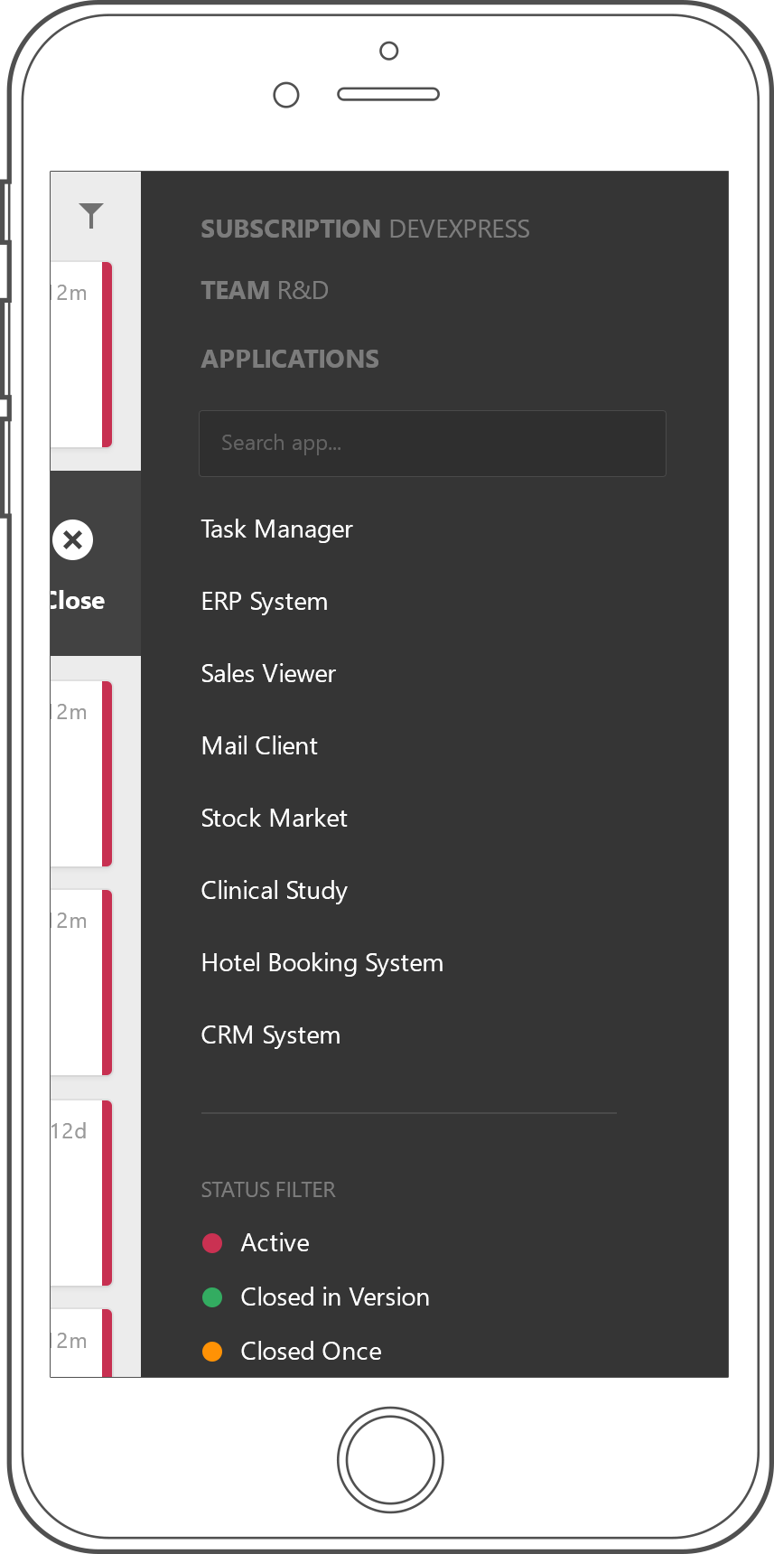 Xamarin Forms UI Controls - Building the Logify Client App