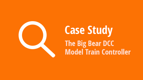 DevExpress and The Big Bear DCC Model Rail Controller: A Case Study