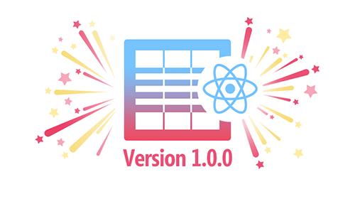 Announcing React Data Grid Version 1.0