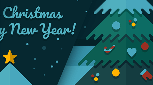 Happy Holidays from the DevExpress Team