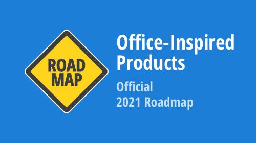 Office File API & Office-Inspired UI Controls – 2021 Roadmap