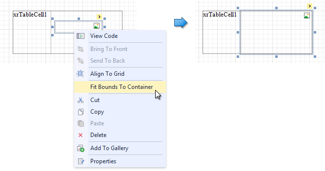 Fit Bounds to Container