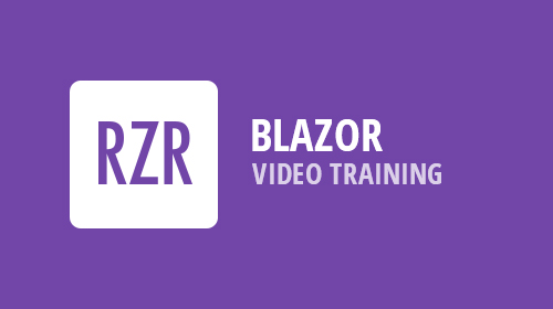 Microsoft Blazor - Free DevExpress Video Training Course