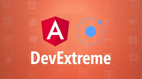 Getting Started with DevExtreme, Angular & Ionic