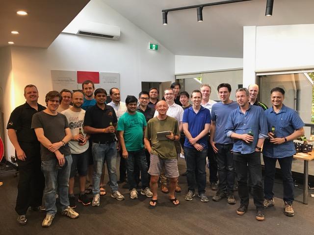 Sydney Meetup