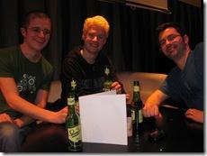 DevExpress London Mixer Event Guests