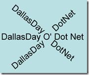 Dallas Day of .NET