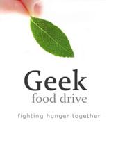 Geek Food Drive 2010