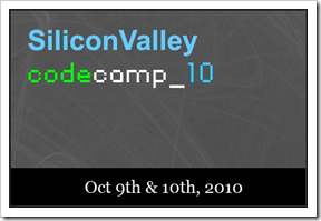 Silicon Valley Code Camp 2010