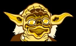 CodeStock 2011 Yoda Skull Image