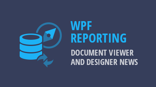 WPF - Reporting - Document Viewer and Report Designer (v18.2)