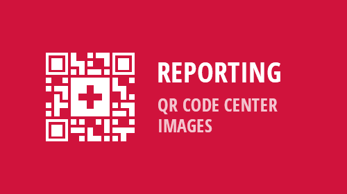 Reporting - QR Code Center Images (v18.2)
