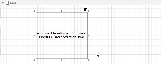 Logo Size Error