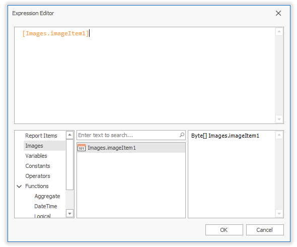 Image Resources Expression Binding