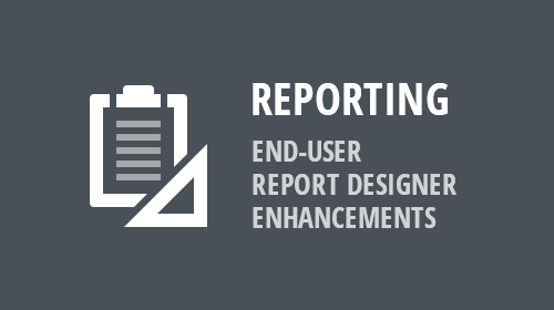 WinForms and WPF Reporting - End-User Designer Enhancements (v19.1)