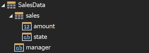Field List - Master-Detail