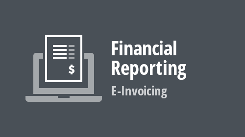 Financial Reporting — Your Feedback Matters