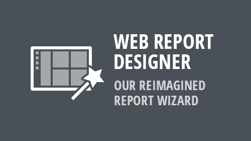 Web Report Designer - Our Reimagined Report Wizard (v19.1.4)