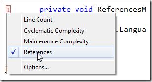 ReferencesMetric