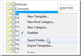 TemplatesExportFolder