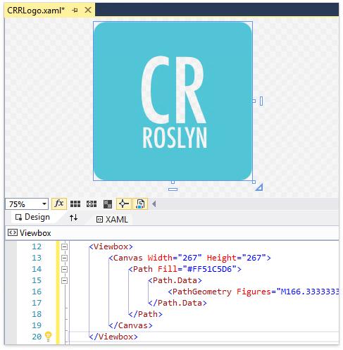 CodeRush for Roslyn: XAML support