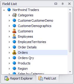CustomFieldList
