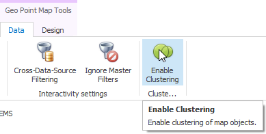 Enable Clustering