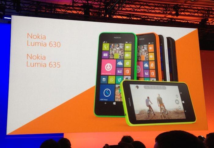 Lumia 630/635