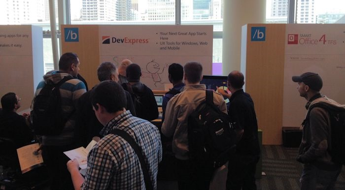 DevExpress Booth