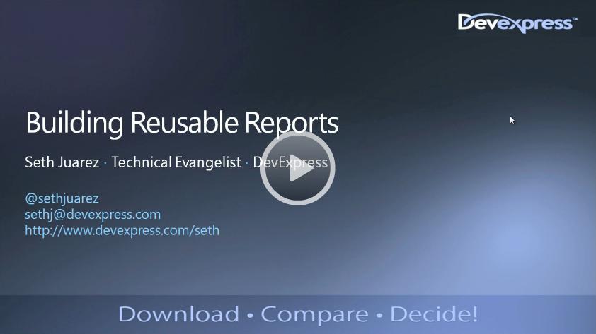 ReusableReportsVideo