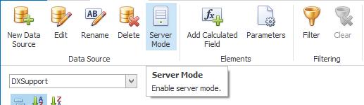 Server Mode