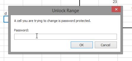 Unlock Range