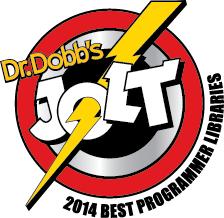 2014 Jolt Award for Best Programming Library